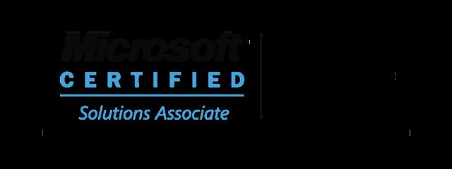 Microsoft-Certified-Solution-Associate-2