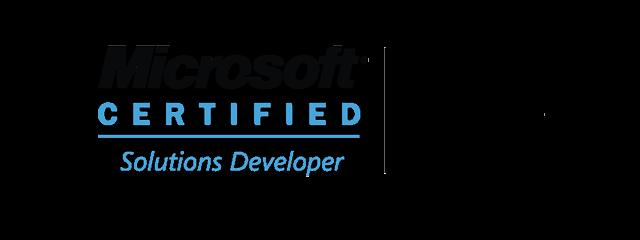 Microsoft-Certified-Solutions-Developer-2